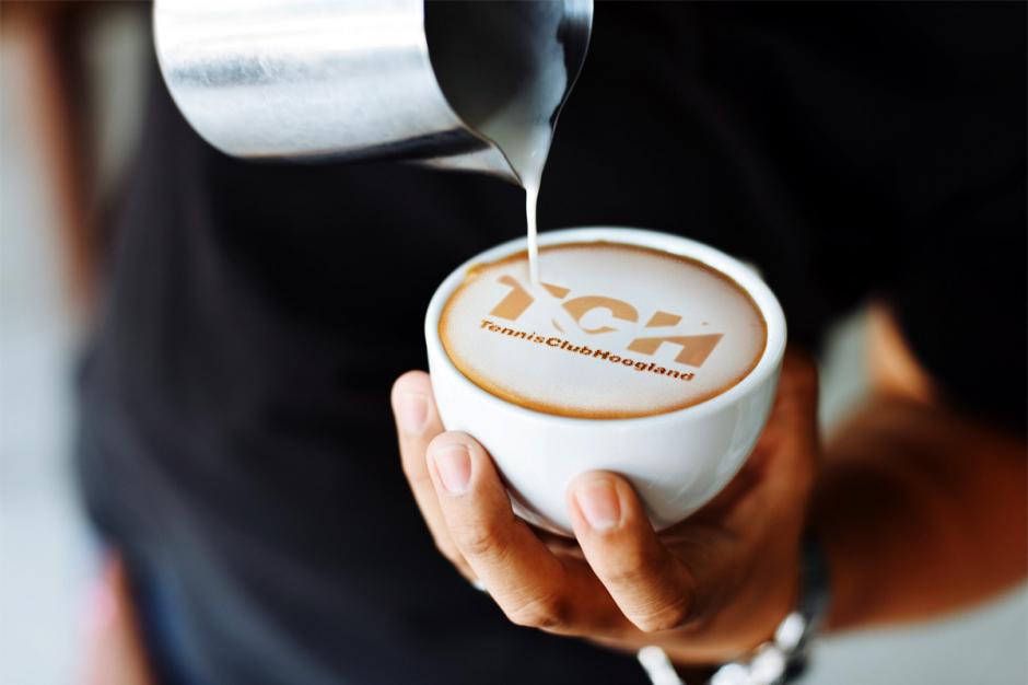 Heerlijke koffie/cappuccino